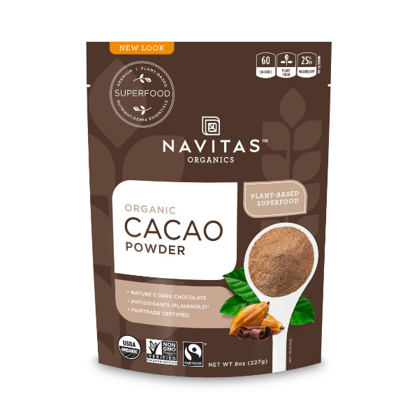 Organic Cacao Powder - Navitas Organics