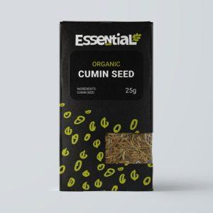Organic Cumin Seeds - 25g