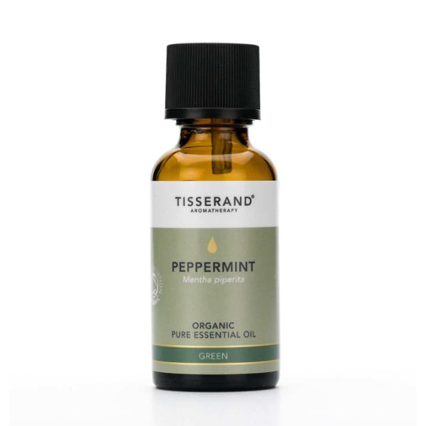 Organic Peppermint Essential Oil - Tisserand Aromatherapy