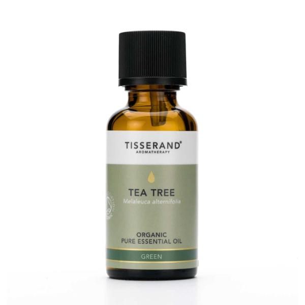 Organic-Tea-Tree-Essential-Oil - Tisserand Aromatherapy