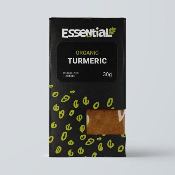 Organic Turmeric Powder - 30g