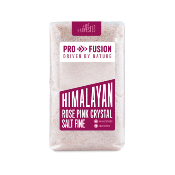 Pink Himalayan Fine Salt - The Giving Nature