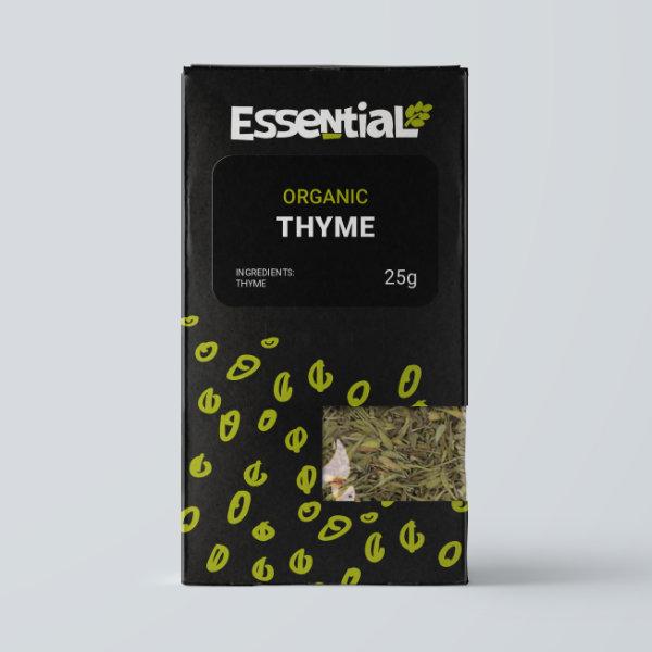 Organic Thyme - 25g
