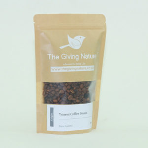 Yemeni Coffee Beans - The Giving Nature