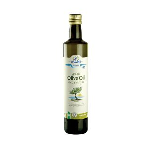 Organic Extra Virgin Olive Oil - Mani
