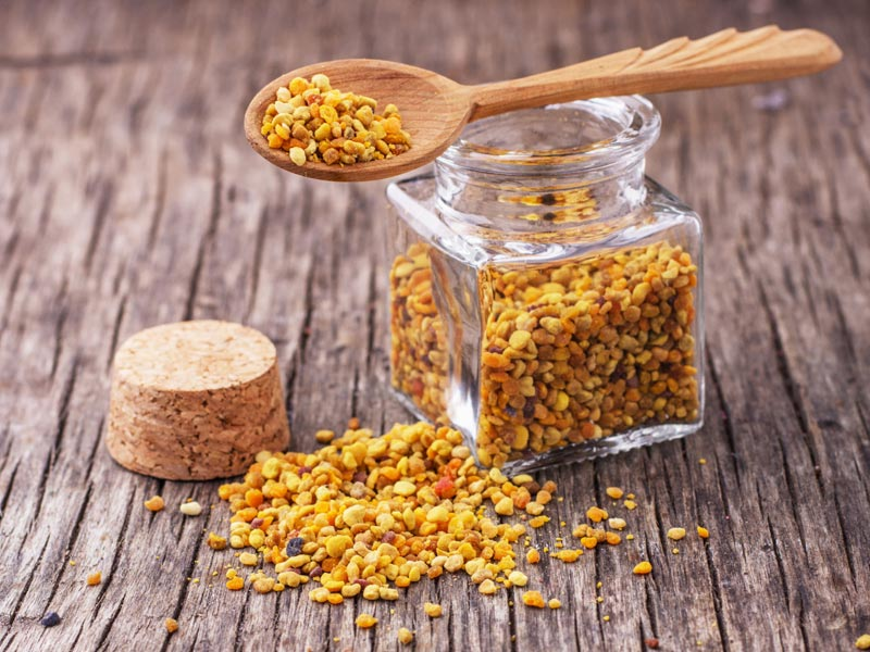 Bee Pollen - The Giving Nature