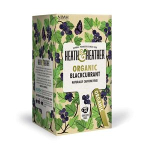 Organic Blackcurrant Tea - The Giving Nature
