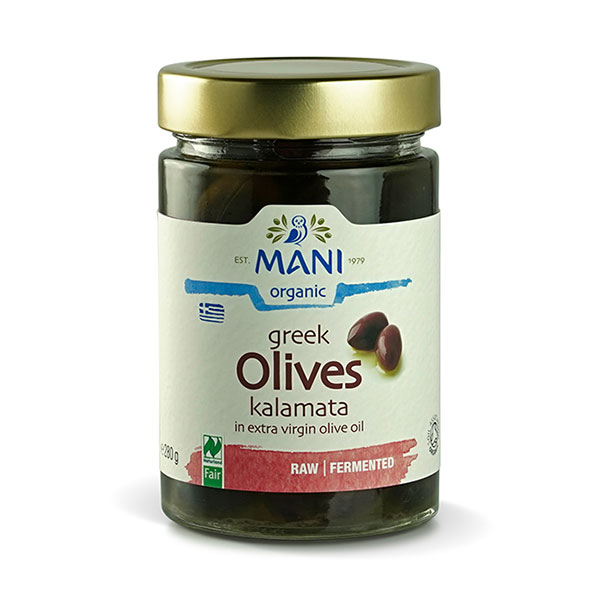 Organic Kalamata Olives - The Giving Nature
