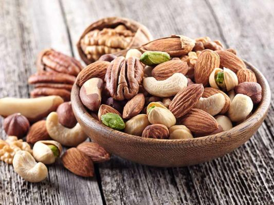 The Top Healthiest Nuts You Can Eat