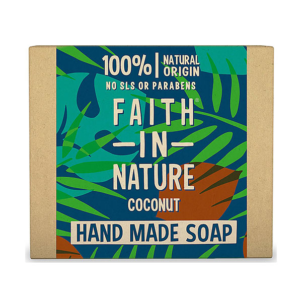 Coconut Soap - The Giving Nature