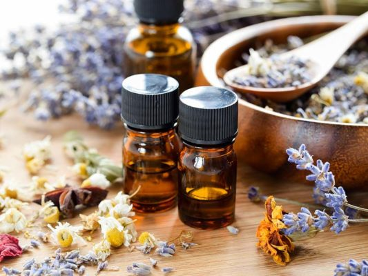 Essential Oils - The Giving Nature