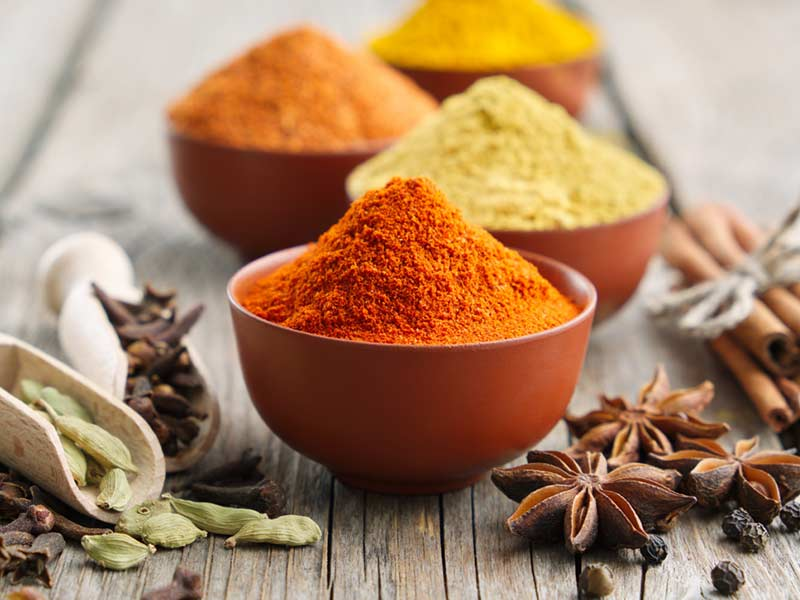What Foods Taste Best with Turmeric?
