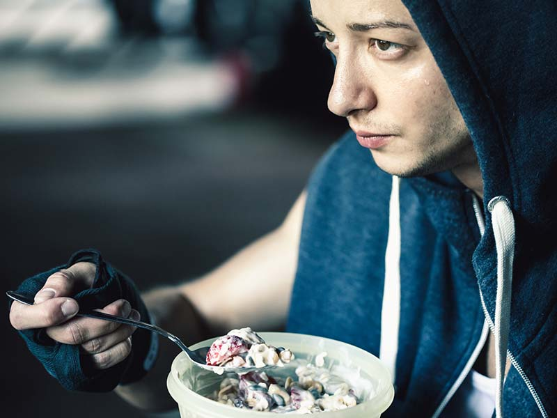 What is the Best Food to Eat After a Workout?