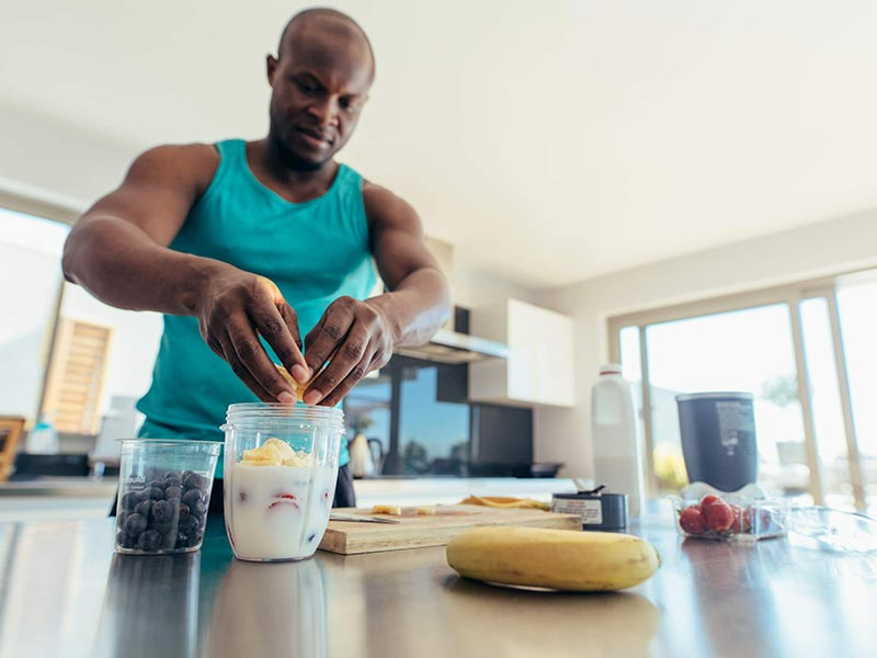 What to Eat Before a Workout to Build Muscle