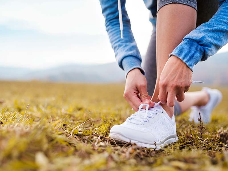 Guide To Walking For Fitness
