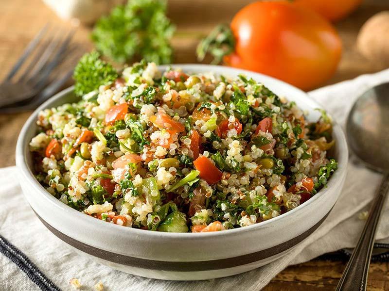 Quinoa Nutrients