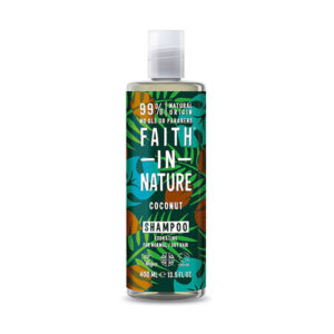 Coconut Shampoo - 400ml - The Giving Nature