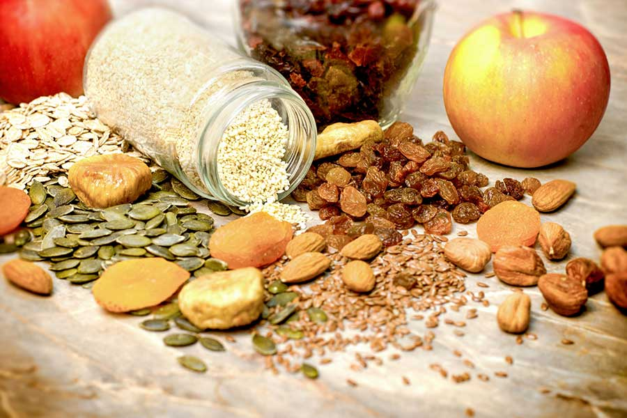 Natural foods contain good fats - The Giving Nature