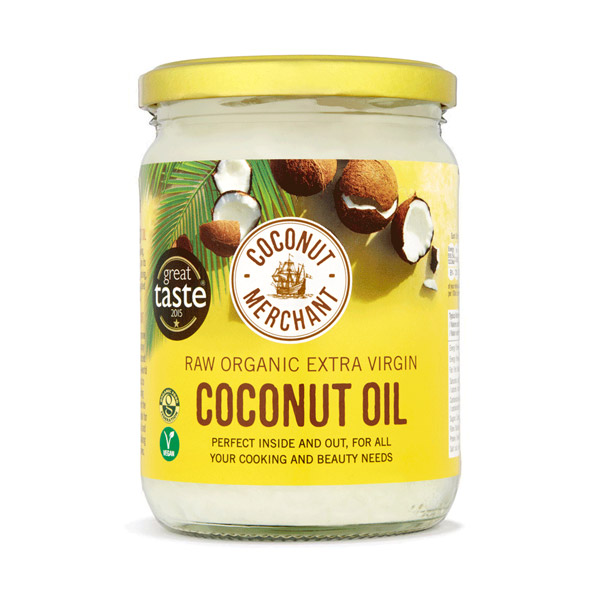 Organic Raw Extra Virgin Coconut Oil