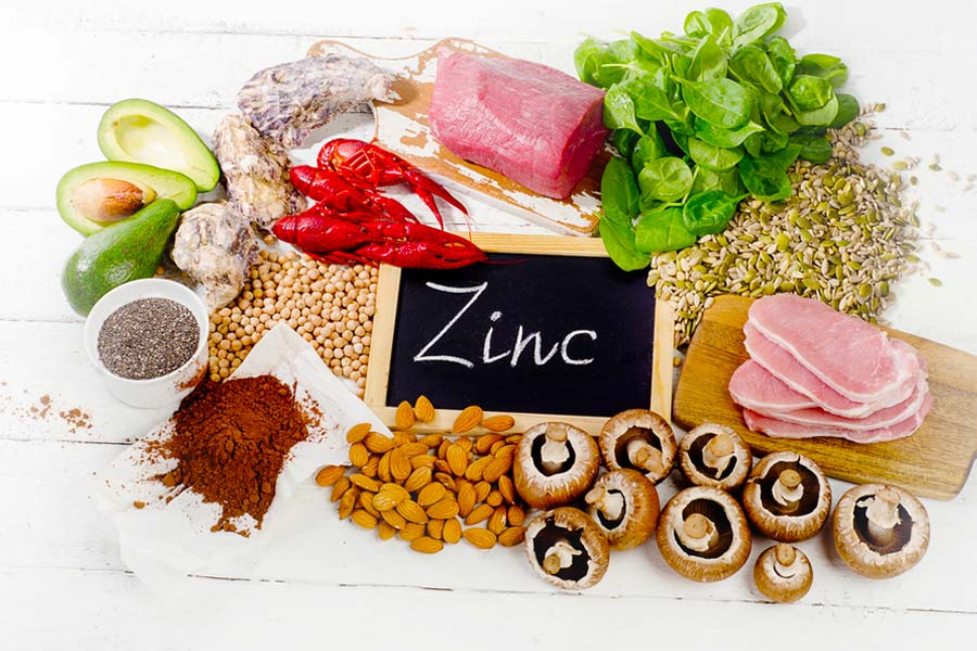 Zinc and Health - The Giving Nature