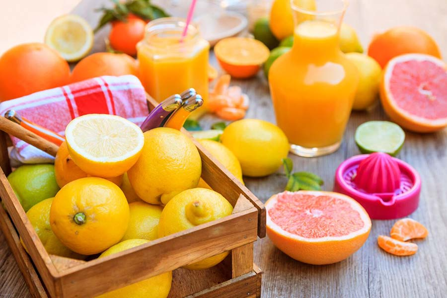 Health benefits of Vitamin C - The Giving Nature