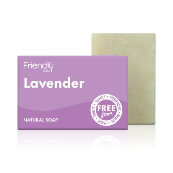 Lavender Soap - Friendly Soap