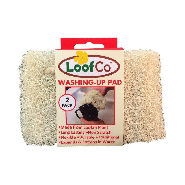 Loofah Washing Up Pad - LoofCo