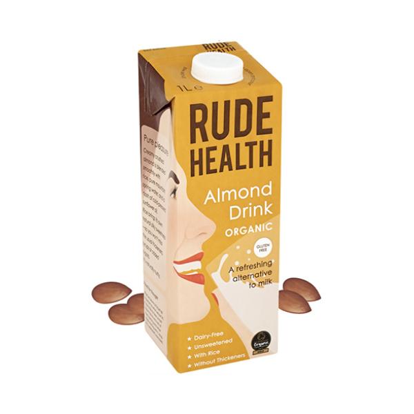 Organic Almond Drink - Rude Health
