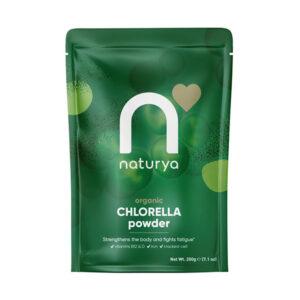 Organic Chlorella Powder 200g - Naturya