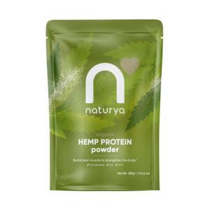 Organic Hemp Protein Powder 300g - Naturya