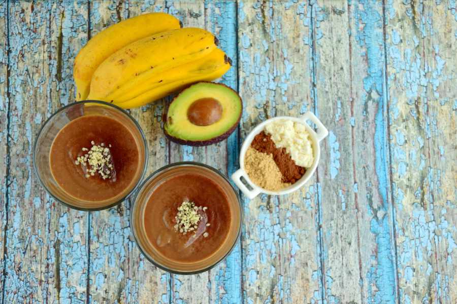 Food Recipes with Maca Powder - The Giving Nature