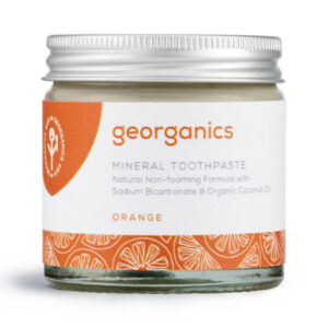 Mineral Toothpaste - Orange - Georganics