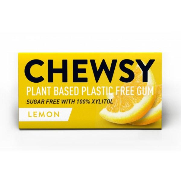 Natural Chewing Gum - Lemon