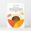 Organic Brown Rice Pasta with Quinoa - Clearspring
