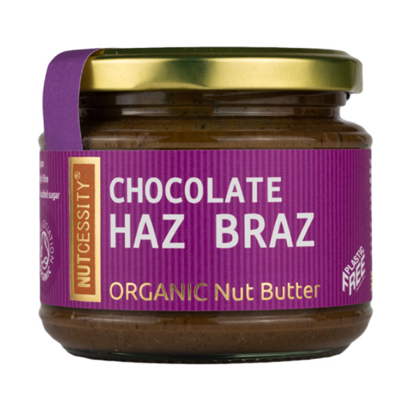 Organic Chocolate Hazelnut Butter - Nutcessity