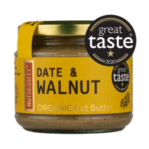 Organic Date and Walnut Butter - Nutcessity