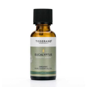 Organic Eucalyptus Essential Oil - Tisserand Aromatherapy