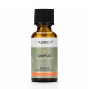 Organic Orange Essential Oil - Tisserand Aromatherapy
