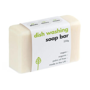 Washing-Up Soap Bar - Ecoliving