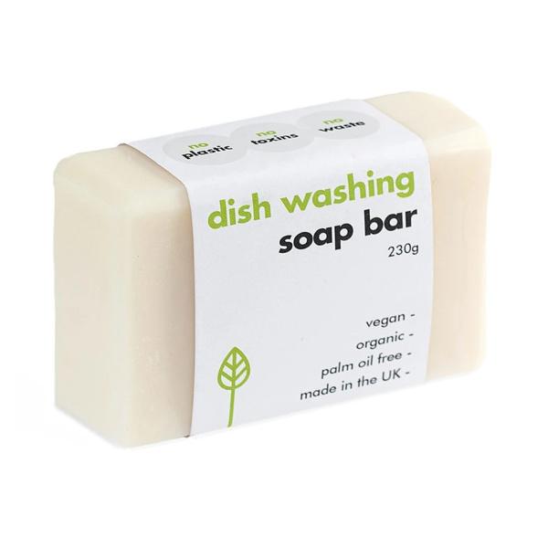 Washing-Up Soap Bar - Ecoliving