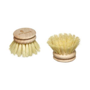 Wooden Dish Brush Replacement Head - Ecoliving