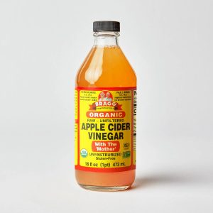 Bragg Organic Apple Cider Vinegar with The Mother - 473ml