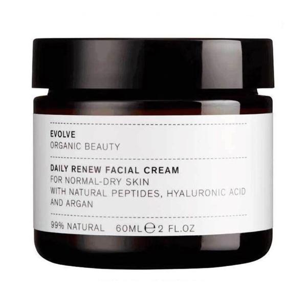 Daily Renew Facial Cream - Evolve Organic Beauty