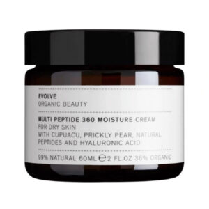 Multi Peptide 360 Moisture Cream - Evolve Organic Beauty