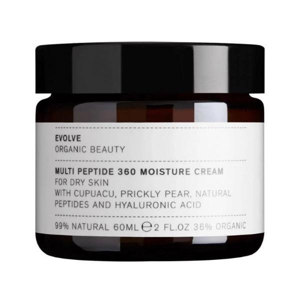 Multi Peptide 360 Moisture Cream - Evolve Organic Beauty
