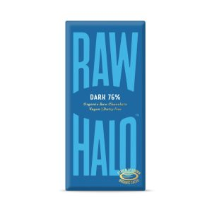 Organic Dark Raw Chocolate - Raw Halo