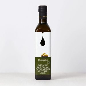 Organic Italian Extra Virgin Olive Oil - Clearspring