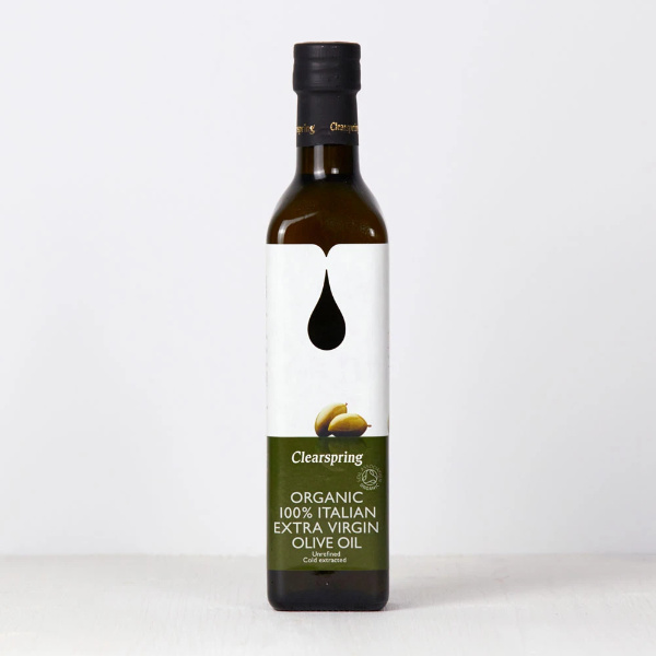 Organic Italian Extra Virgin Olive Oil - Clearspring