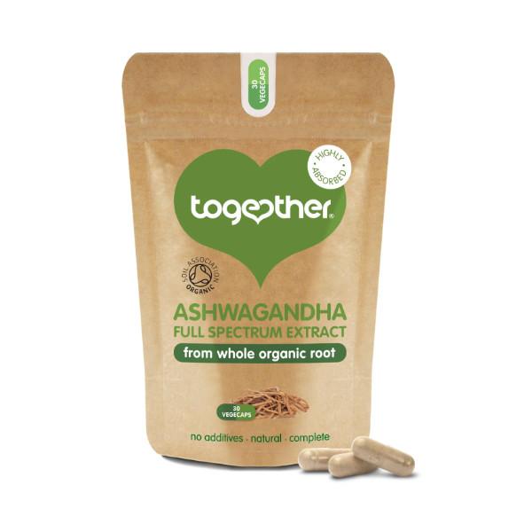 Ashwagandha Capsules - Together Health
