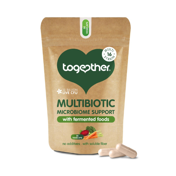 Multibiotic Microbiome Support - Together Health